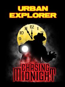 Chasing Midnight Urban Explorer T- shirt