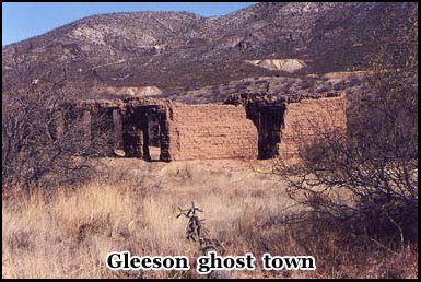 Gleeson was founded in 1900 and once had its own Post Office