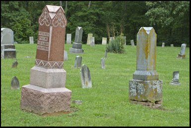 Graveyard X, also known as Anderson Cemetery in Southern Illinois