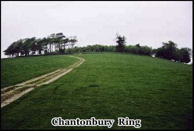 Apparations and UFO's have been sighted at Chanctonbury Ring