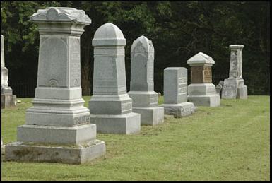 Peck Cemetery, Illinois, rumored site of satanic rituals