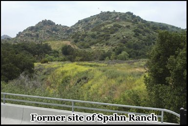 Spahn Ranch in Simi Valley, former home of Charles Manson and his followers