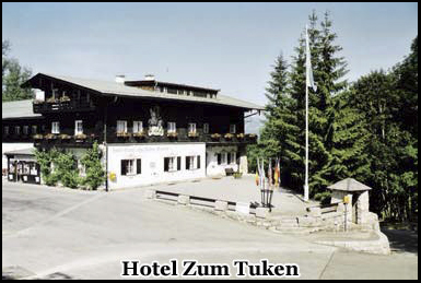 The Hotel Zum Tuken, Obersalzberg, Germany