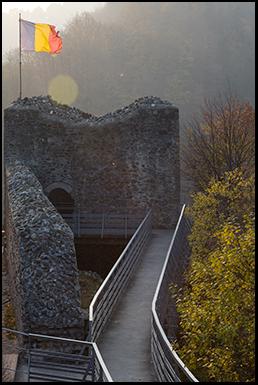 Poenari Fortress, Transylvania