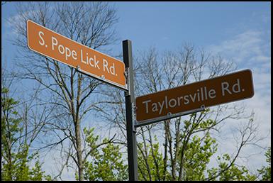 Pope Lick railway trestle