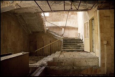 Abandoned Pripyat, Chernobyl