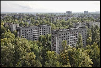 Chernobyl nuclear powerplant