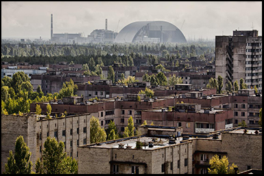 Chernobyl, Nuclear disaster, Pripyat