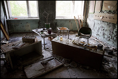 Pripyat childrens hospital