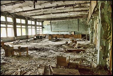 Pripyat nuclear disaster